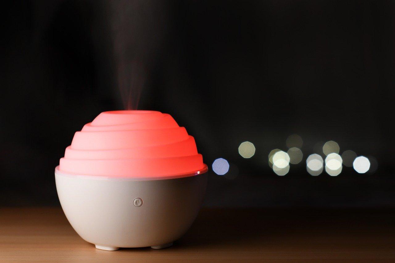 utilizzo dei diffusori per purificare l'aria in casa